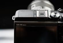 APS-C微单新品,佳能EOS M6 Mark II评测