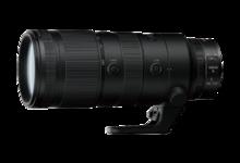 尼康推出一款用于尼康Z卡口的大光圈变焦镜头:尼克尔 Z 70-200mm f/2.8 VR S
