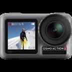 大疆 灵眸 OSMO ACTION 运动相机(三电套装)